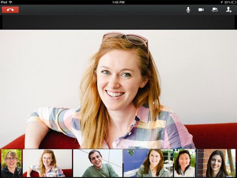 Google+-Hangouts-iPad