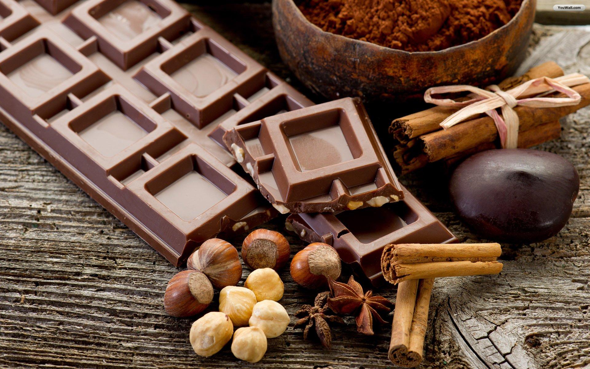 Ko iesākt ar šokolādes krājumiem pēc svētkiem