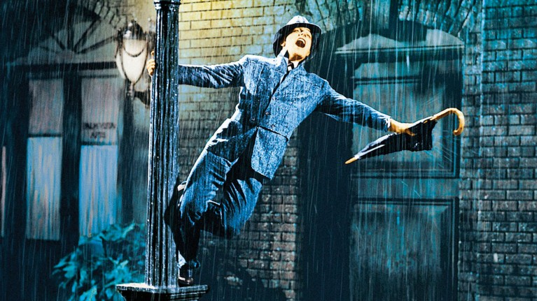 singing in the rain analysis