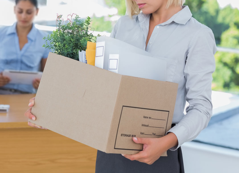 Kāpēc pamest darbu ir labākais solis karjeras labā