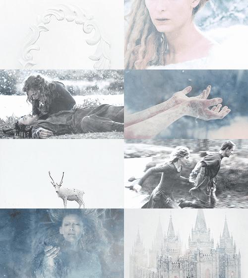 sniega karaliene