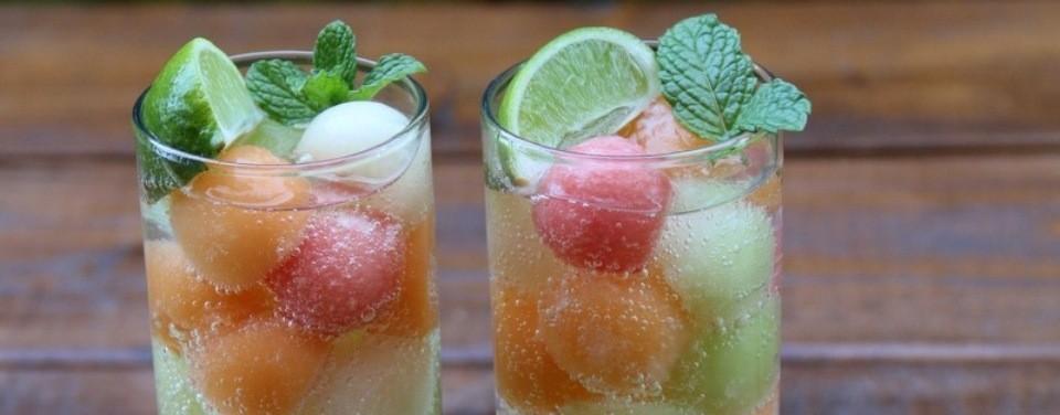 Meloņbumbu padzēriens