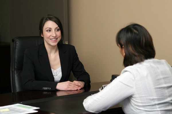 woman-at-job-interview