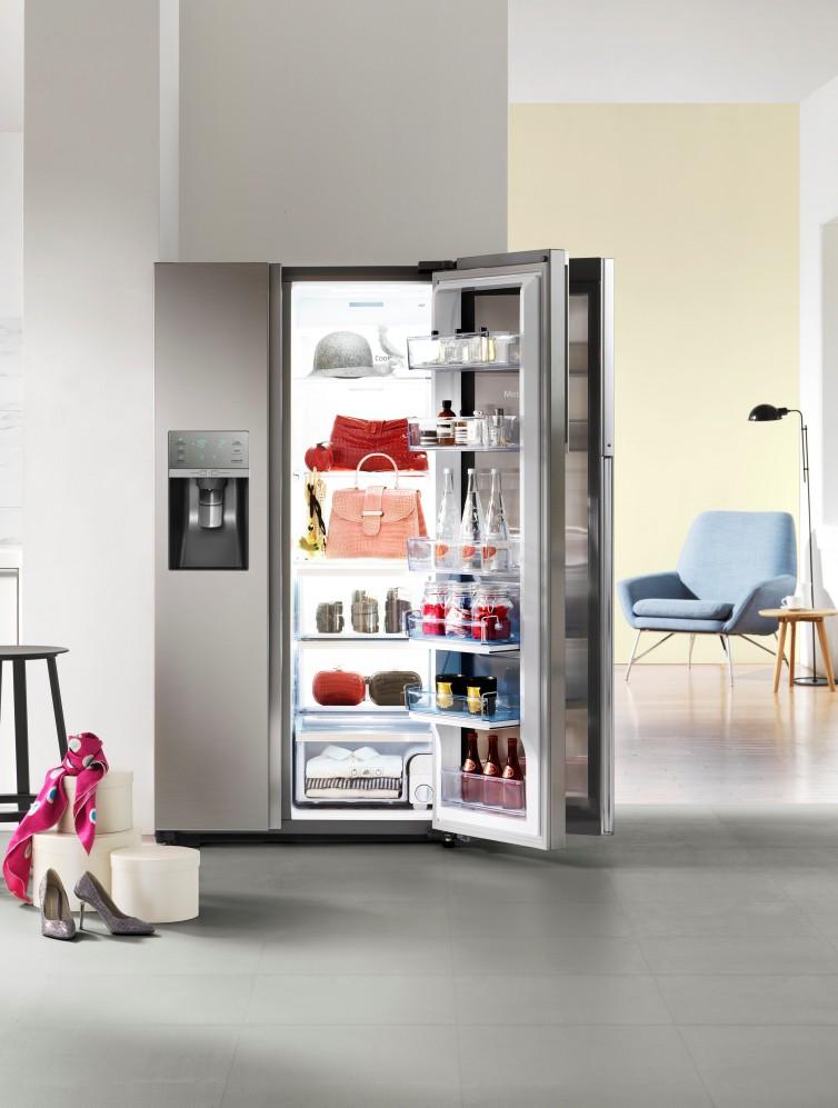 Vai kosmētiku un apģērbu var glabāt ledusskapī