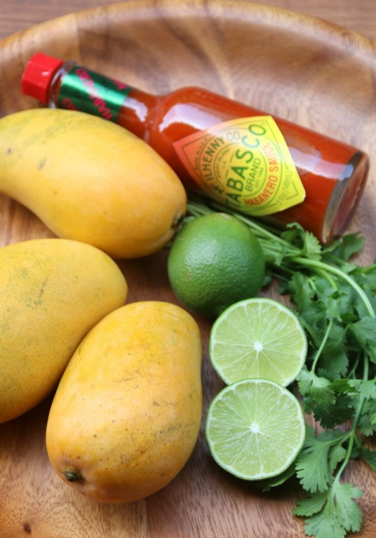 Mango-habanero-sauce-ingredients