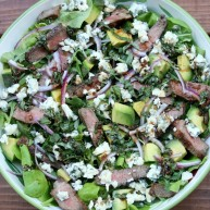 Steak-salad-recipe