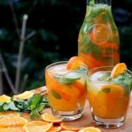 Tangerine-or-mandarin-mojitos