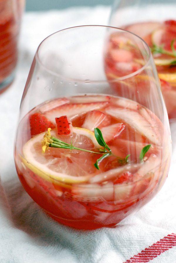 sangria-glass