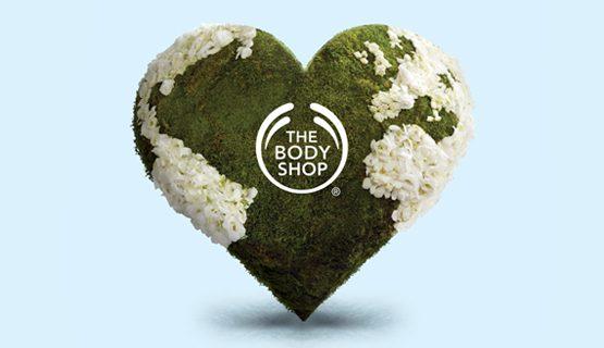 The Body Shop 40 gadu jubileja – jauni mērķi un apņemšanās