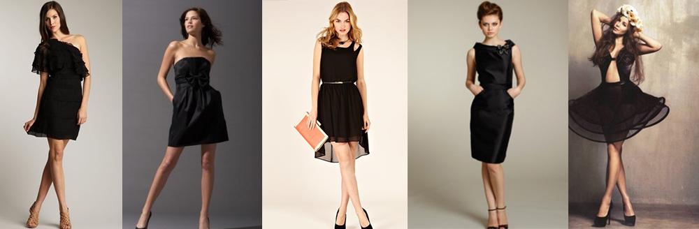 Kam piestāv mazā melnā kleitiņa?