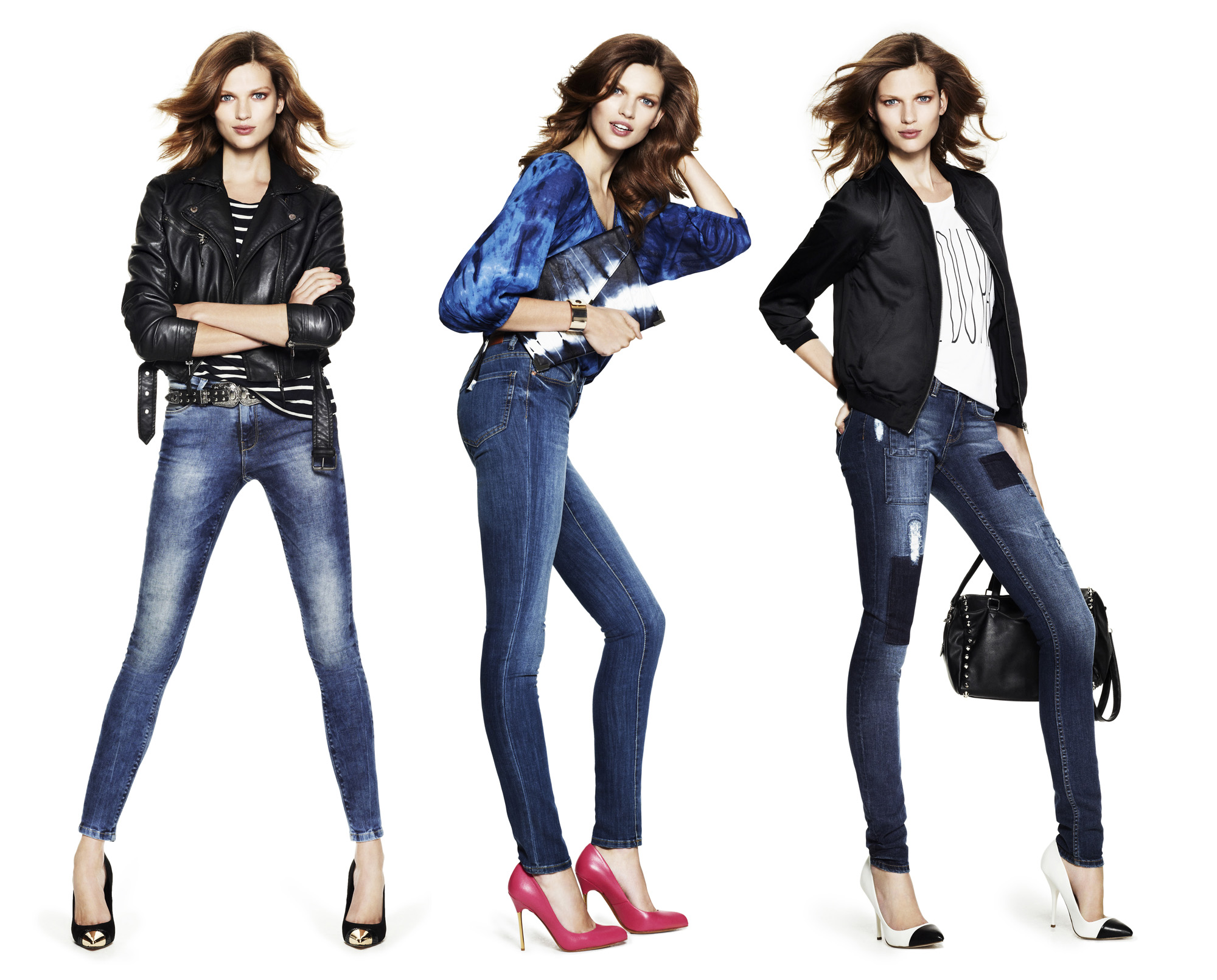 Ceļvedis džinsu modes pasaulē