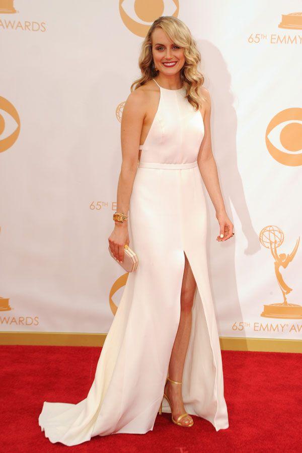 Emmy Awards 2013 labākās sarkanā paklāja kleitas