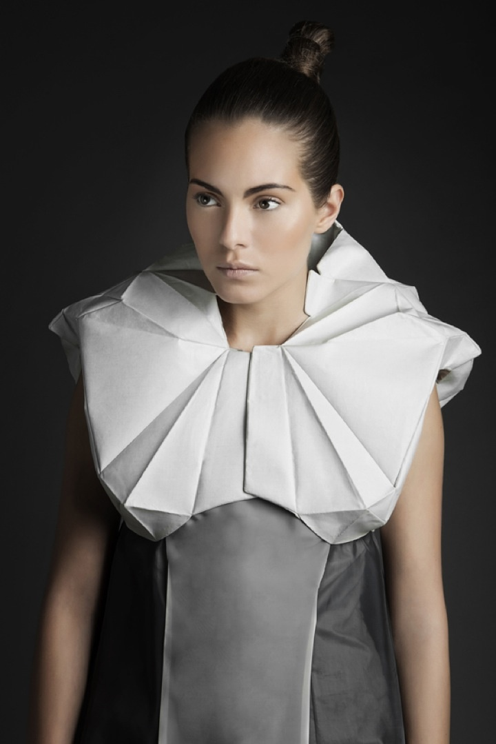 Origami iekaro modes pasauli