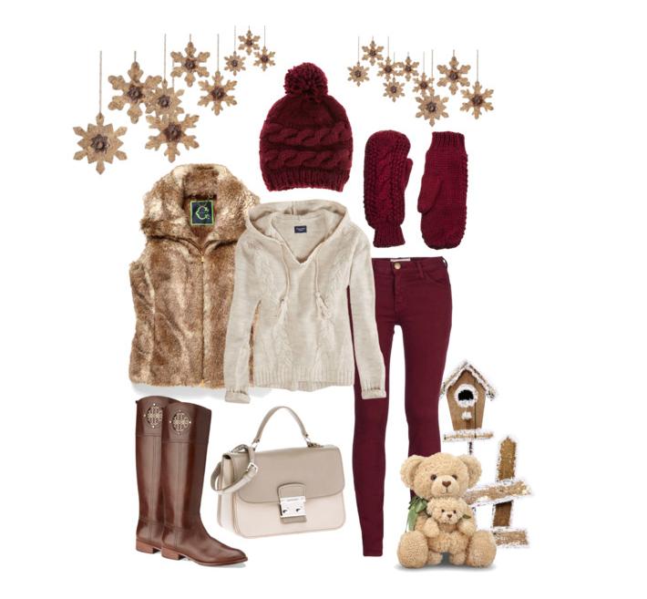 Stilīgas Ziemassvētku tērpu idejas