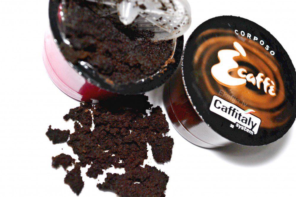 Jauna tendence kafijotājiem – kafija kapsulās