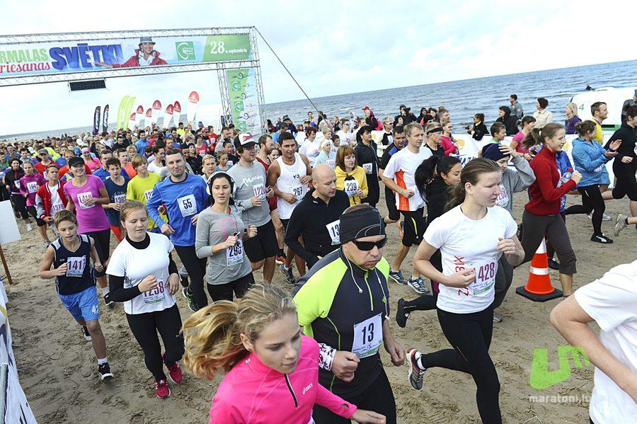 5 veidi kā motivēt sevi nodarboties ar skriešanu rudenī