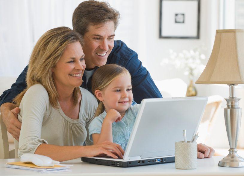 Mācības gudrai interneta lietošanai – pastāsti savam bērnam